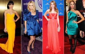 Celebs in 2011 Colors