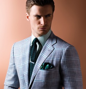 Plaid Sport Jacket