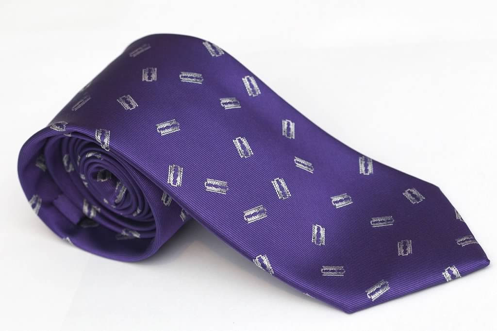 image design consulting 187 unique purple razor tie