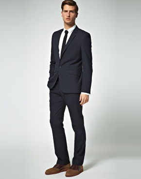 Modified Fitted Suit